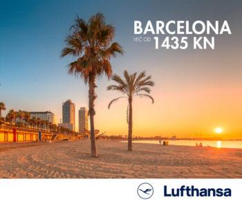 putovanje avionom u barcelonu