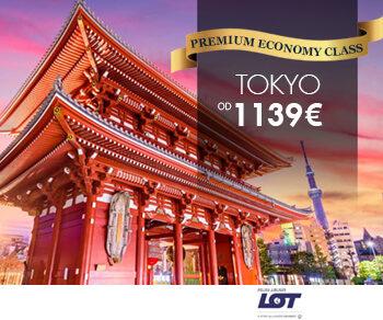 premium economy Tokyo