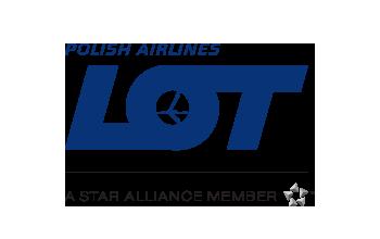 LOT logo polish airlines