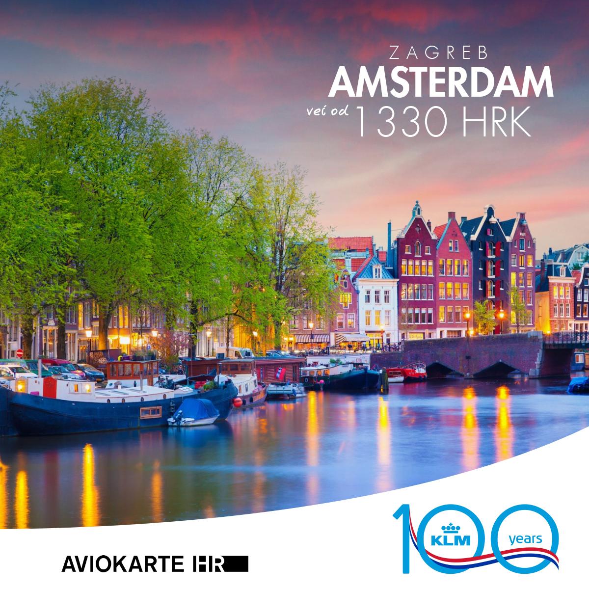 Amsterdam vizual, Amsterdam već od 1400 kuna, Amsterdam jeftine avio karte, putovanje za Amsterdam