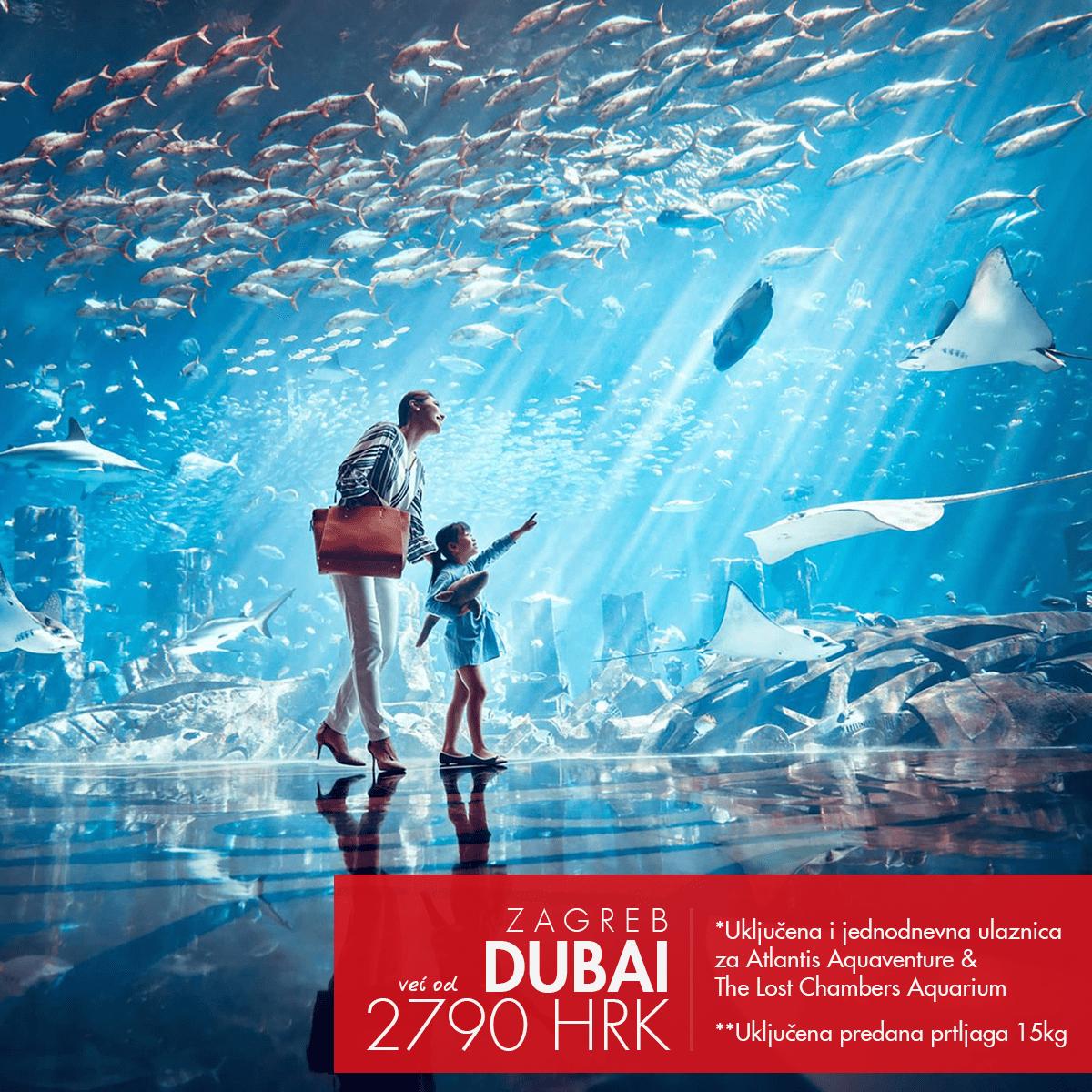 Dubai vizual, Dubai već od 1400 kuna, Dubai jeftine avio karte, putovanje za Dubai
