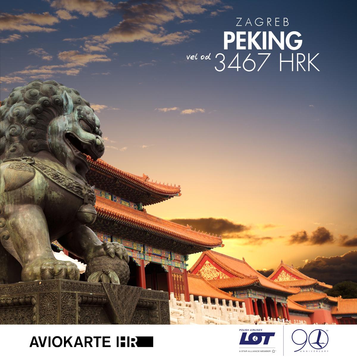 Peking vizual, Peking već od 1400 kuna, Peking jeftine avio karte, putovanje za Peking