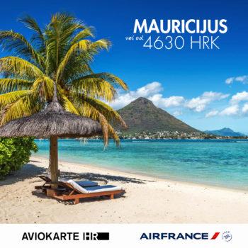 Mauricijus vizual, Mauricijus već od  kuna, Mauricijus jeftine avio karte, putovanje za Mauricijus