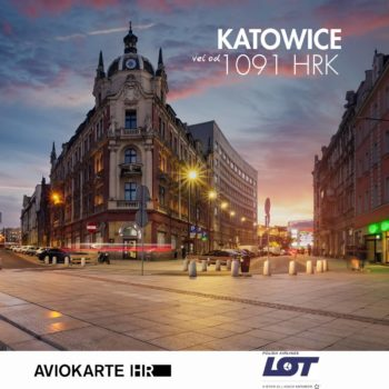 Katovice vizual, Katovice već od 1090 kuna, Katovice jeftine avio karte, putovanje za Katovice