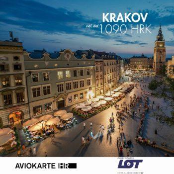 Krakov vizual, Krakov već od 1090 kuna, Krakov jeftine avio karte, putovanje za Krakov