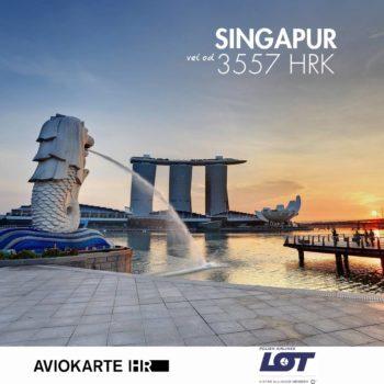 Singapur vizual, Singapur već od 3500 kuna, Singapur jeftine avio karte, putovanje za Singapur