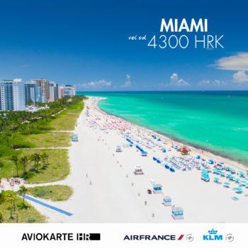 Aviokarte.hr, Aviokarte hr, avio karte hr, jeftini letovi, aviokarte akcije, Miami vizual, Zanzibar već od  kuna, Miami jeftine avio karte, putovanje za Miami